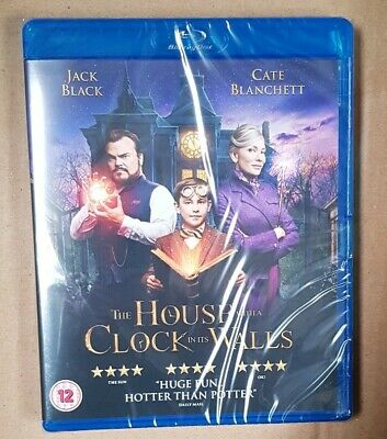 The House with a Clock in its Walls [Blu-ray] [2018] - NEW & SEALED