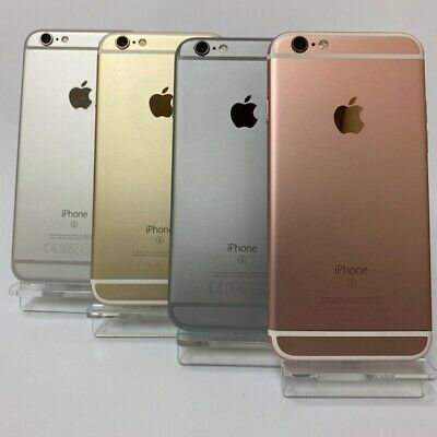 APPLE iPHONE 6S 16GB / 64GB / 128GB - Unlocked - Smartphone Mobile Phone