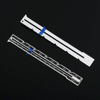 Quilting Patchwork Sewing Accessories Measuring Gauge Tailor Ruler Seam Ruler