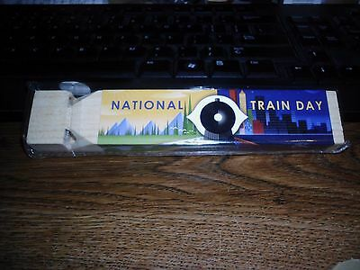 2013 AMTRAK National Train Day Whistle (Still Sealed)