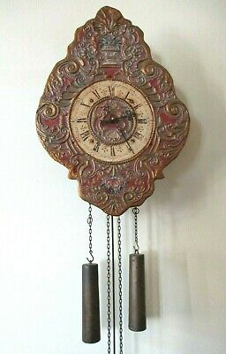 Old Clock Signs, Wall Clock Art and Silversmiths H. Mayr Works Kieninger, Topp