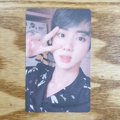 Jin Official Photocard BTS Map Of The Soul : Persona ver.02 Genuine Kpop