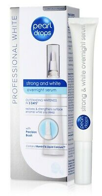 Pearl Drops Strong and White Overnight Professional Teeth Whitening Serum 15ml