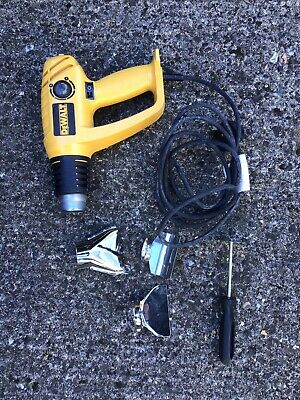Dewalt Hot Air Gun With Tools 240v