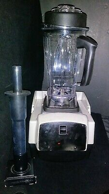 Vitamix  Touch & Go Commercial On-Counter BAR BLENDER 3.2 H.P. Heavy Duty