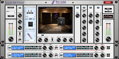 Two Notes TORPEDO & Eight Cab Pack - Wall of Sound- BEST SOUNDING GUITAR SIM
