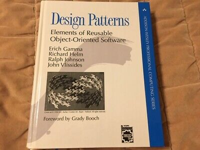 Addison-Wesley Professional Computing: Design Patterns : Elements of Reusable...