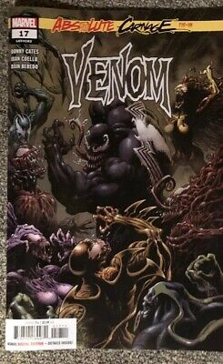 VENOM #17 - cover A  -1st print - NM+ Absolute Carnage