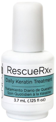 CND Mini RESCUE Rxx DAILY KERATIN TREATMENT FOR NAILS 3.7ml**PERFECT ON THE GO**