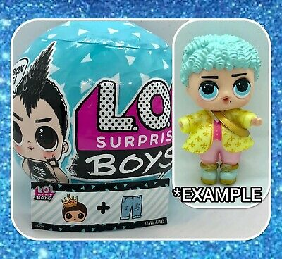 LOL Surprise👑Royal HIGH-NEY👑Doll SEALED Ball BOYS Series 1 NEW MGA Toy