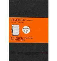 Moleskine Soft Cover Pocket Ruled Reporter Notebook by Moleskine srl...