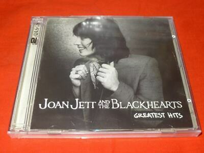 Greatest Hits [Liberator] by Joan Jett/Joan Jett & the Blackhearts 2CD