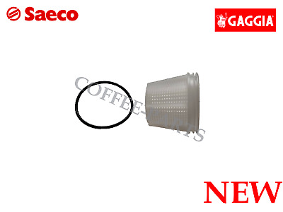 Saeco, Gaggia - White Water Container External Filter Assy - 996530029115