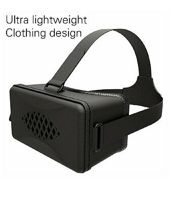 2017 New Version/ Cothing Desgin ] VR Headset, AngLink 3D Virtual Reality Headse