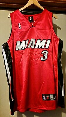 brand new 32a43 dae88 BNWT MIAMI HEAT DWYANE WADE NIKE MEN'S CITY EDITION VICE NBA ...