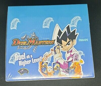 Duel Masters Base Set Dm-01 Wotc - Sealed Booster Box #2
