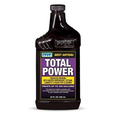 FPPF 00343 Total Power Fuel Injector Cleaner 32 oz. Bottle Treats 250(gal.)
