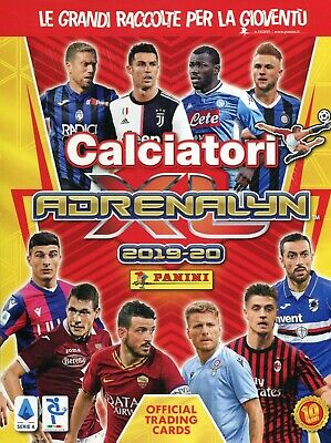 Cards Mancanti PANINI Calciatori 2019-20 Adrenalyn XL Base E Speciali