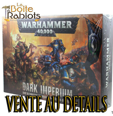 Warhammer 40000 Dark Imperium Space Marines Primaris - Sold per Details Rabiot
