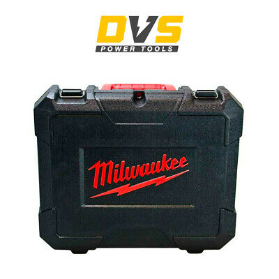 Milwaukee Empty Twin Case Combi Drill M18BPD and Impact Driver M18BID 18v M18