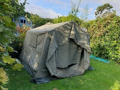 CVRT AFV TYPE Tent Army military British tent - £120 00