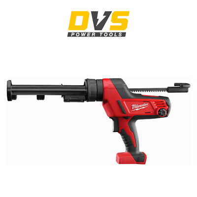 Milwaukee C18PCG310C-0B Cordless 18V M18 Caulking Gun 310ml Body Only