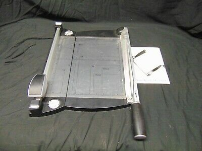 PurpleCows 2 in 1 Combo Trimmer paper cutter #1040 Guillotine / Rotary Cutter