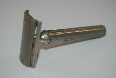 Lot of Three Vintage Safety Razors. SOLD AS ONE LOT