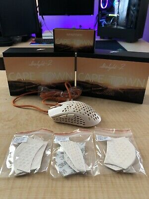FINALMOUSE ULTRALIGHT PHANTOM with Phantomcord Gaming Mouse