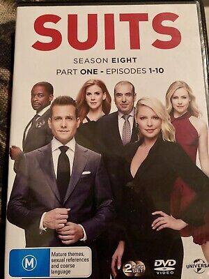 Suits Season 8 Part One