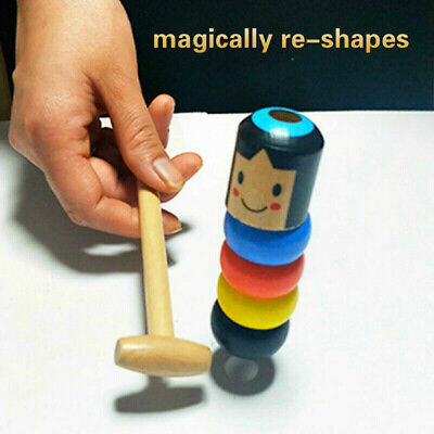 The Mr. Immortal Toy WHO CAN'T BEAT INTERESTING TOY MAGIC