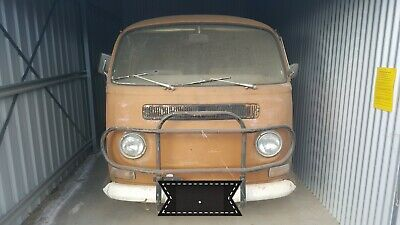 1971 Low Light Kombi Rare Original Vehicle