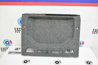BMW 3 Series E93 2007-2013 Rear Boot Partition Cover Panel Trunk