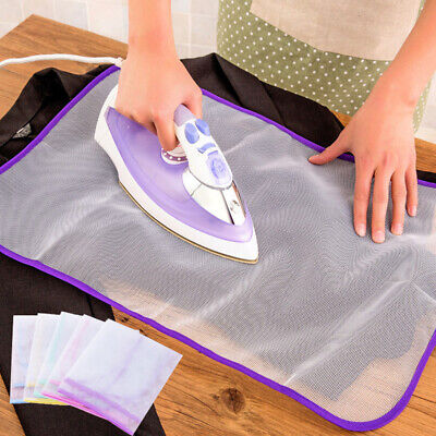 Ironing insulation pad clothes protector cover iron board avoid steam damage  Q