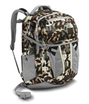 """New Womens THE NORTH FACE Recon 31L Hiking Daypack Backpack - 15"""" Laptop Sleeve"""