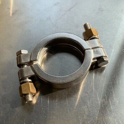 Filter Plate Kit SS304 Tri Clamp 4 with 100 Micron Mesh /& Filter Ring