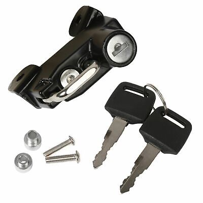 Motorcycle Aluminium Helmet Lock Including 2 Keys