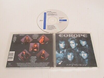 Europe/out of This World ( Epic Epc 462449 2)CD Album