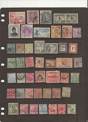 British Commonwealth  46 Stamps Used