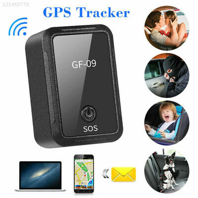 GPS Tracker Magnetic GPS Locator 5V Electronic Fence Free Installation Tracking