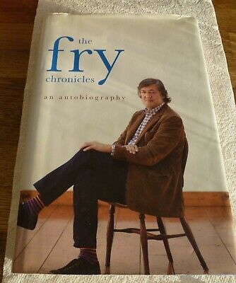 The Fry Chronicles Stephen Fry An Autobiography