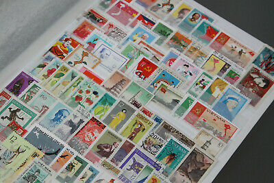 Vietnam - Mint An Dused Collection In Double Sided Stocksheet