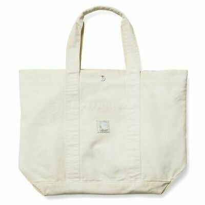 Carhartt WIP X' SJ Putty Simple Tote, Dearborn Canvas 12 oz, Putty Coated Duck