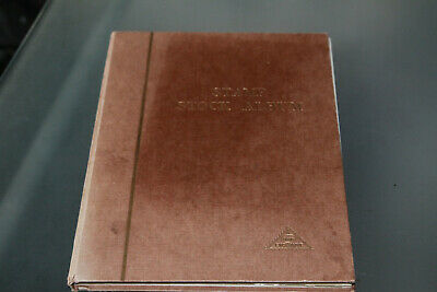 British Commonwealth -  Mint & Used Collection In 16 Page S/Book - All Eras