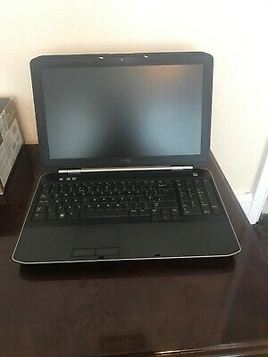 "Dell Latitude E5520 15.6"" Intel Core i3-2350M 8GB RAM 128GB SSD WIN 10"