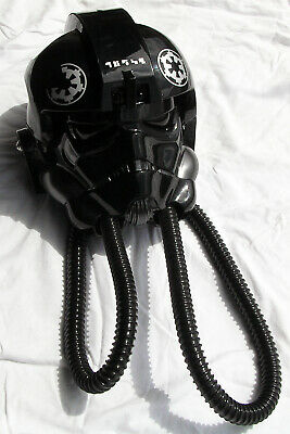 ANOVOS STAR WARS TIE FIGHTER imperial pilot helmet Disney Limited 501