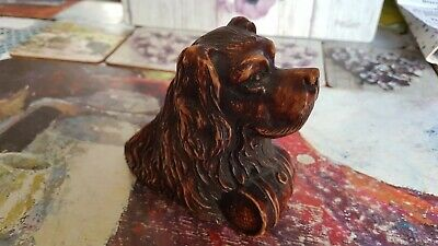 Beautiful Dog Pipe Holder.heavy. does the job. nice cheap christmas gift.