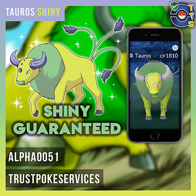 Pokemon Go Shiny Tauros SHINY Catch Guaranteed ! More Shiny Regionals!