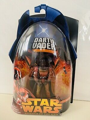 Star Wars Rots Revenge Of The Sith Darth Vader Target Excl. And #11 Figures Lot