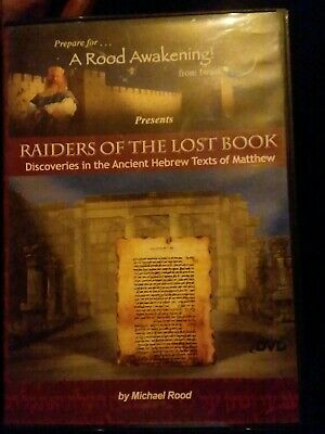 Raiders Of The Lost Book Michael Rood Dvd